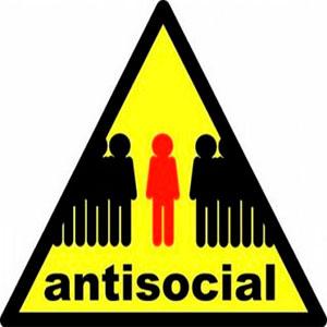 sociópata narcisista